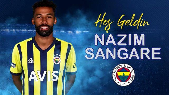 Son Dakika: Fenerbahçe, Antalyaspor'un sağ beki Nazım Sangare'yi transfer etti