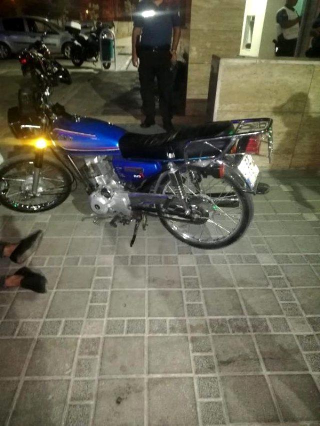 Tabancayla sırtından vurulan şahıs, yaralı halde 3 kilometre motosiklet kullandı