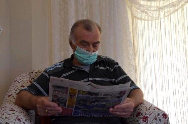 Aylarca evine kimseyi almadı! Virüs ziyarete kızından bulaştı - Kütahya