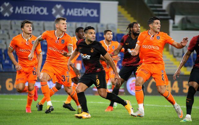 Galatasaray, Medipol Başakşehir deplasmanında 2-0 kazandı