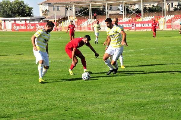 Nevşehir Belediyespor - Fatsa Belediyespor: 0-2