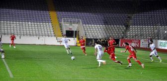 Osman Can: TFF 2. Lig: Afyonspor: 1 Gümüşhanespor: 0