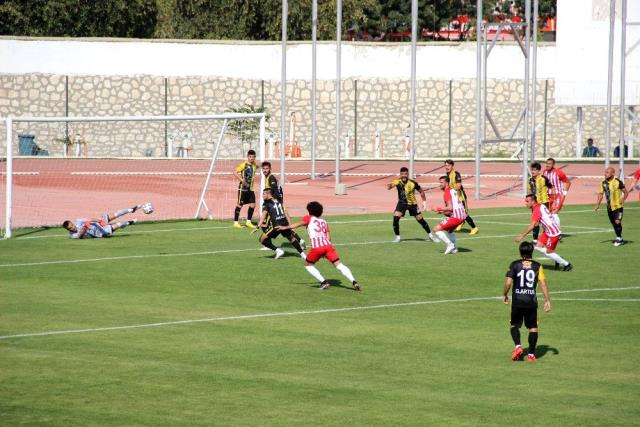 TFF 3. Lig: Karaman Belediyespor: 1 Tekirdağspor: 1