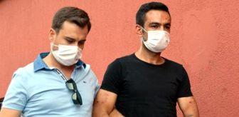 Mustafa Aykut: 5 aylık hamile eşini bıçaklayan koca, polise teslim oldu (2)