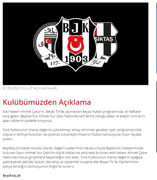 Ahmet Çakar kimdir? Beşiktaş neden Ahmet Çakar'a dava açtı?