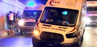 Aziz Turan: Diyarbakır'da ambulans otomobile çarptı: 3 yaralı