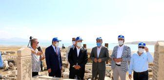 Ören: Tarihi Selçuklu-Karakoyunlu Mezarlığı'nın restore edilecek