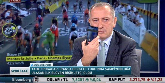 Ercan Taner ve Fatih Altaylı tartıştı, birbirlerinin telefon numaralarını paylaştılar