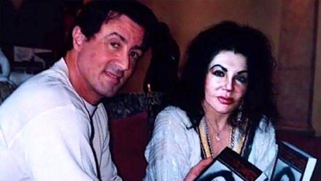 Hollywood yıldızı Sylvester Stallone'nin televizyoncu annesi 98 yaşında hayatını kaybetti