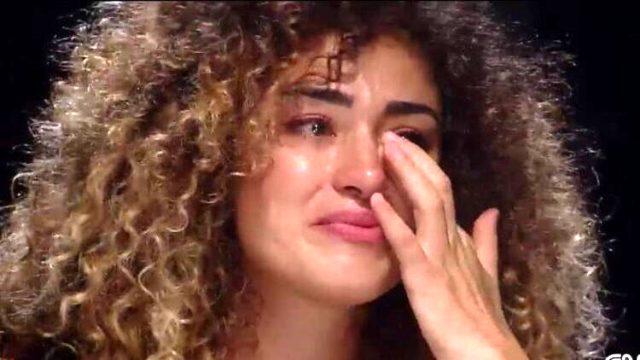 İbrahim Tatlıses'in kızı Dilan Çıtak, canlı yayında hüngür hüngür ağladı