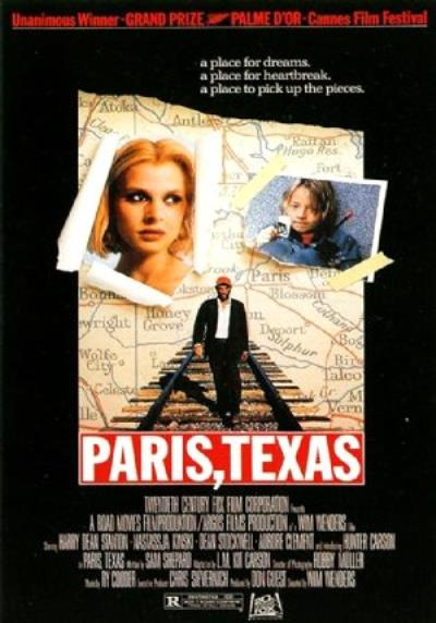 Paris, Texas Filmi