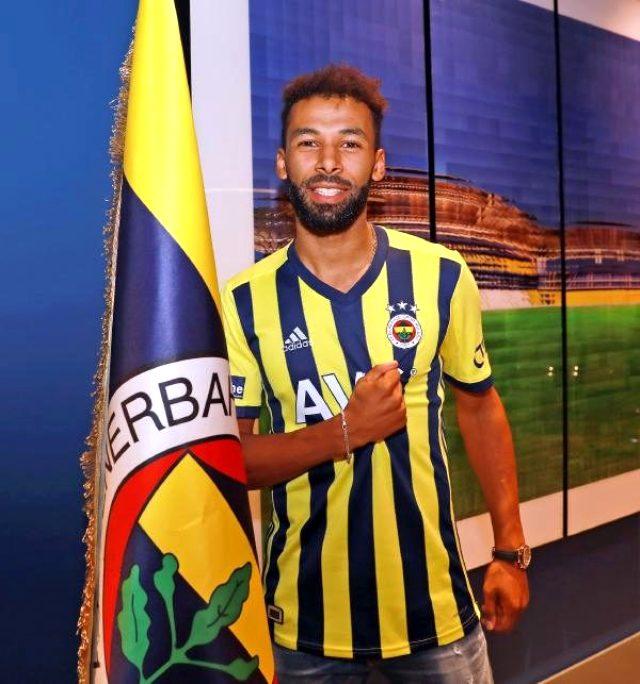 Fenerbahçe, Nazım Sangare ile 4 yıllık sözleşme imzaladı