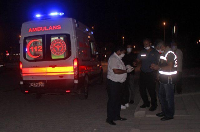 Husumetli iki aile arasında çıkan silahlı ve bıçaklı kavgada, polis dahil 6 kişi yaralandı
