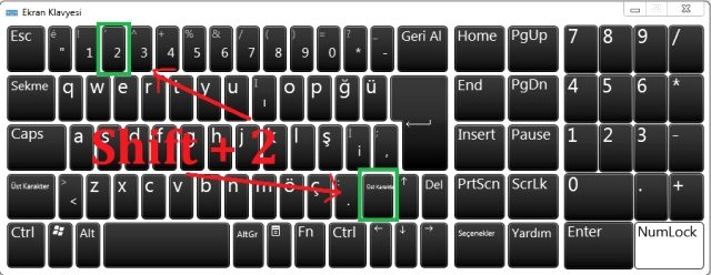 Kesme işareti ( ' ) nedir? Kullanım yerleri, alanları nelerdir? Klavyeden kesme işareti nasıl yapılır?