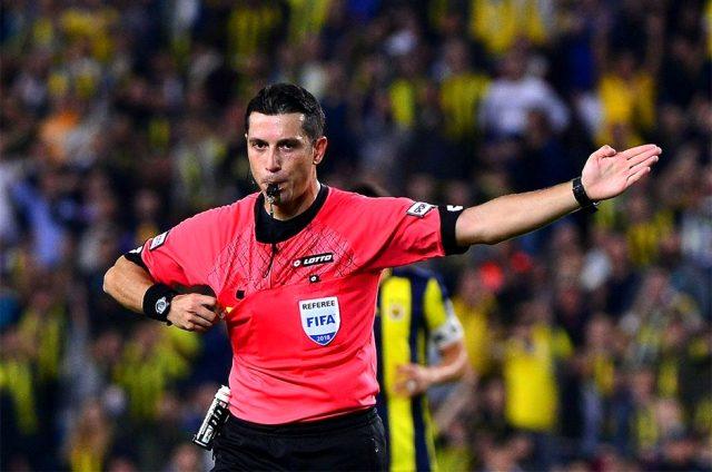 Son Dakika: Galatasaray - Fenerbahçe derbisini Ali Palabıyık yönetecek
