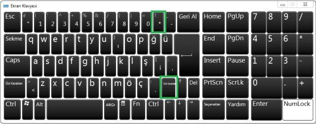 Soru işareti (?) nedir? Soru işaretinin kullanıldığı yerler ve örnekler nelerdir? Soru işareti klavyeden nasıl yapılır?