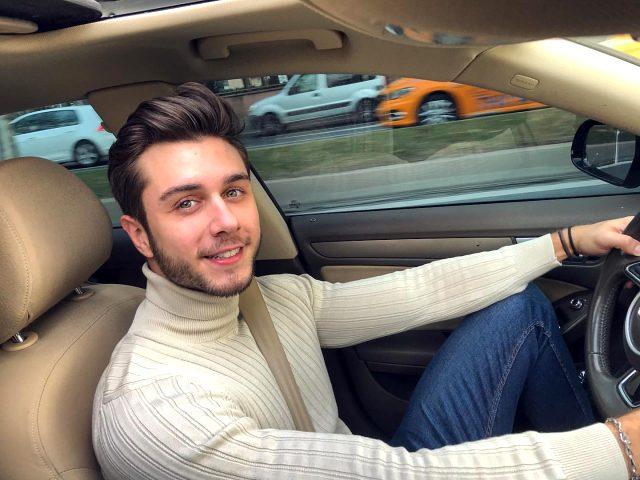 Yakışıklı oyuncu Onur Seyit Yaran, arkadaşının silahlı saldırısına uğradı