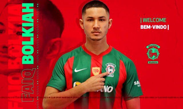 Dünyanın en zengin futbolcusu Faiq Bolkiah, Maritimo'ya transfer oldu