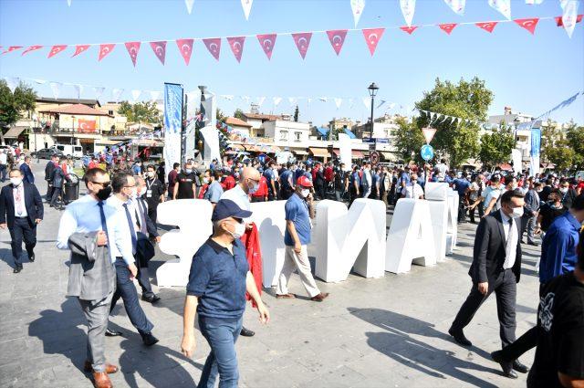İki yıldır ziyaretçi rekorları kıran TEKNOFEST, Gaziantep'te start aldı