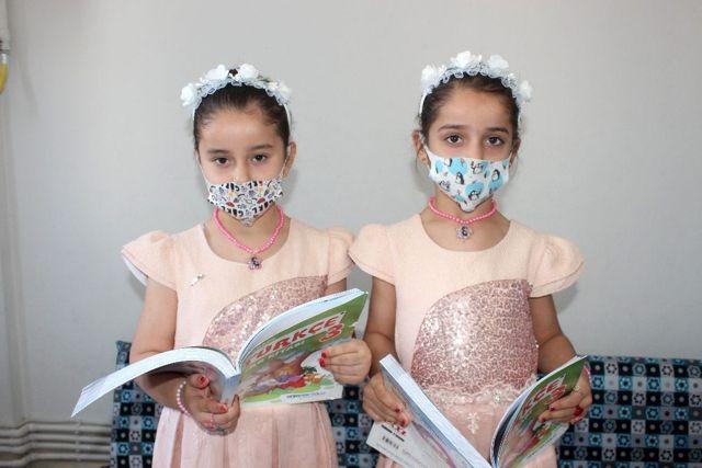 Suriye uyruklu çift, ikiz çocuklarının adını 'Suriye ve Türkiye' koydu