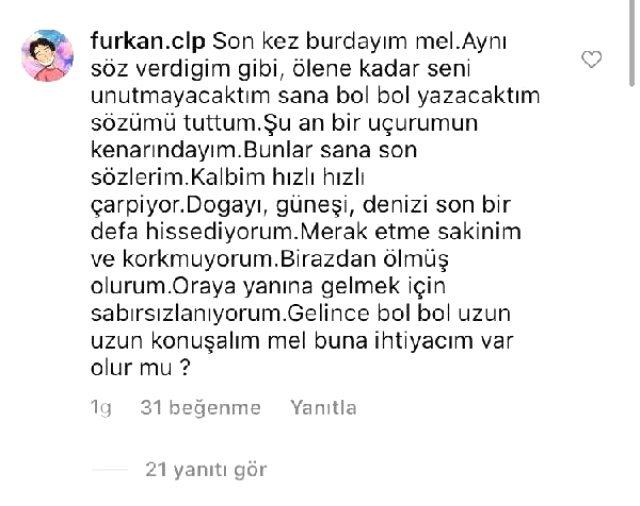 Kayalıklardan atlayarak yaşamına son veren Furkan'ın dayısı: İzmir'deki genç kızın intiharından etkilendi