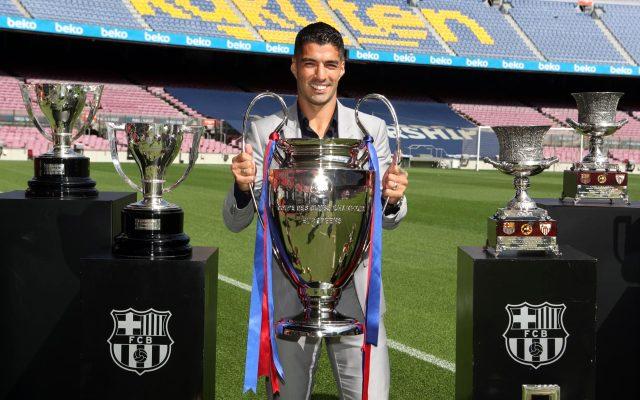 Luis Suarez, gözyaşlarıyla veda etti ve kulübü eleştirdi: Barcelona bana güvenmedi