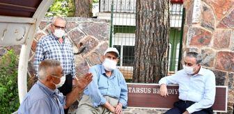 Hasan Kılavuz: Vali Su, Tarsus'ta vatandaşlarla bir araya geldi
