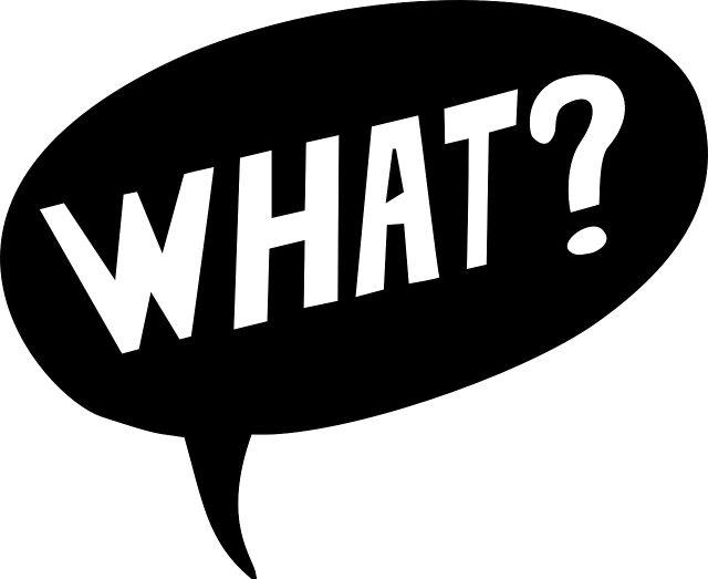 What ne demek? 'What' kelimesinin Türkçe anlamı nedir? What ne manaya gelir? What nedir?