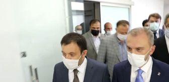 Şükrü Başdeğirmen: AK Parti Genel Başkan Yardımcısı Erkan Kandemir, Isparta'da konuştu