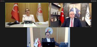Ruhsar Pekcan: ATSO Devlet Destekleri Zirvesi'ne büyük ilgi