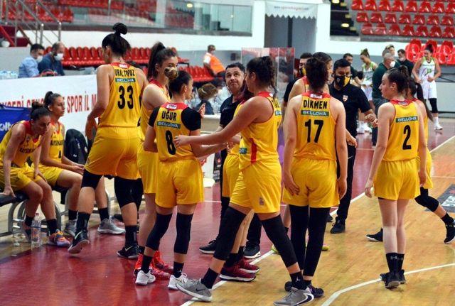 Bellona Basketbol sahasında başlıyor