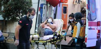 Zonguldak: Dere yatağına uçan otomobilden sağ çıktı
