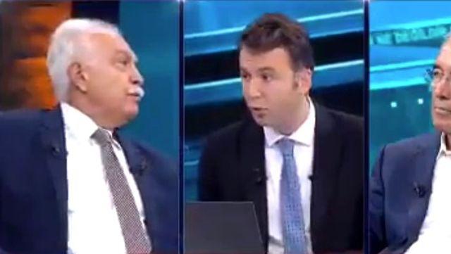 Doğu Perinçek'in yargıyla ilgili tespiti program moderatörünü şaşırttı: Türkiye'de mi?