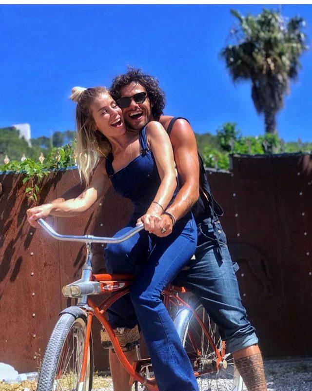 MasterChef yarışmacısı Walison Fonseca'nın eşi Melisa Pınar, pozlarıyla gündem oldu