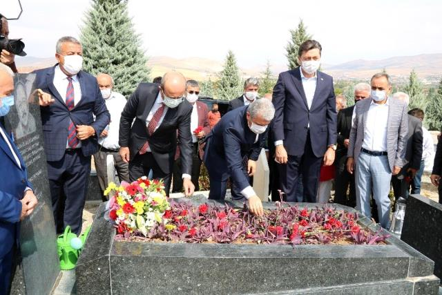 Merhum Neşet Ertaş, ölümünün 8. yılında Kırşehir'de anıldı