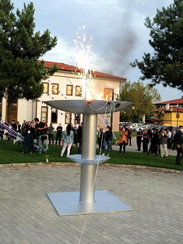 Son Dakika: Safranbolu'da, Altın Safran Belgesel Film Festivalibaşladı