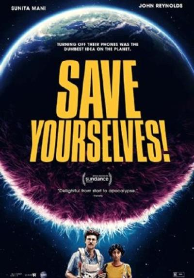Save Yourselves! Filmi