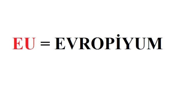 Simgesi eu olan element hangisi? Simgesi ( Eu ) olan elementin gerçek ismi nedir? Özellikleri nelerdir?