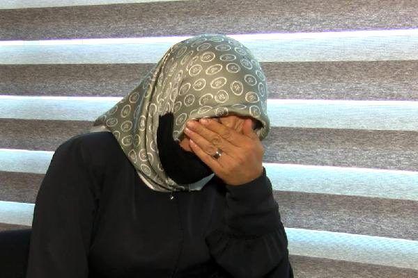 9 ay şantajla tecavüze uğradığını söyleyen 5 çocuk annesi kadın, yaşadıklarını gözyaşları içinde anlattı