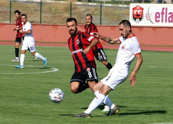 Anagold 24Erzincanspor - Kahramanmaraşspor: 2-1