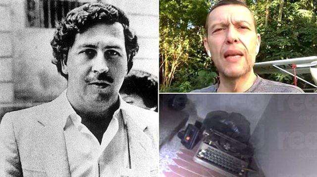 Escobar'ın yeğeni, amcasına ait evde 18 milyon dolar buldu