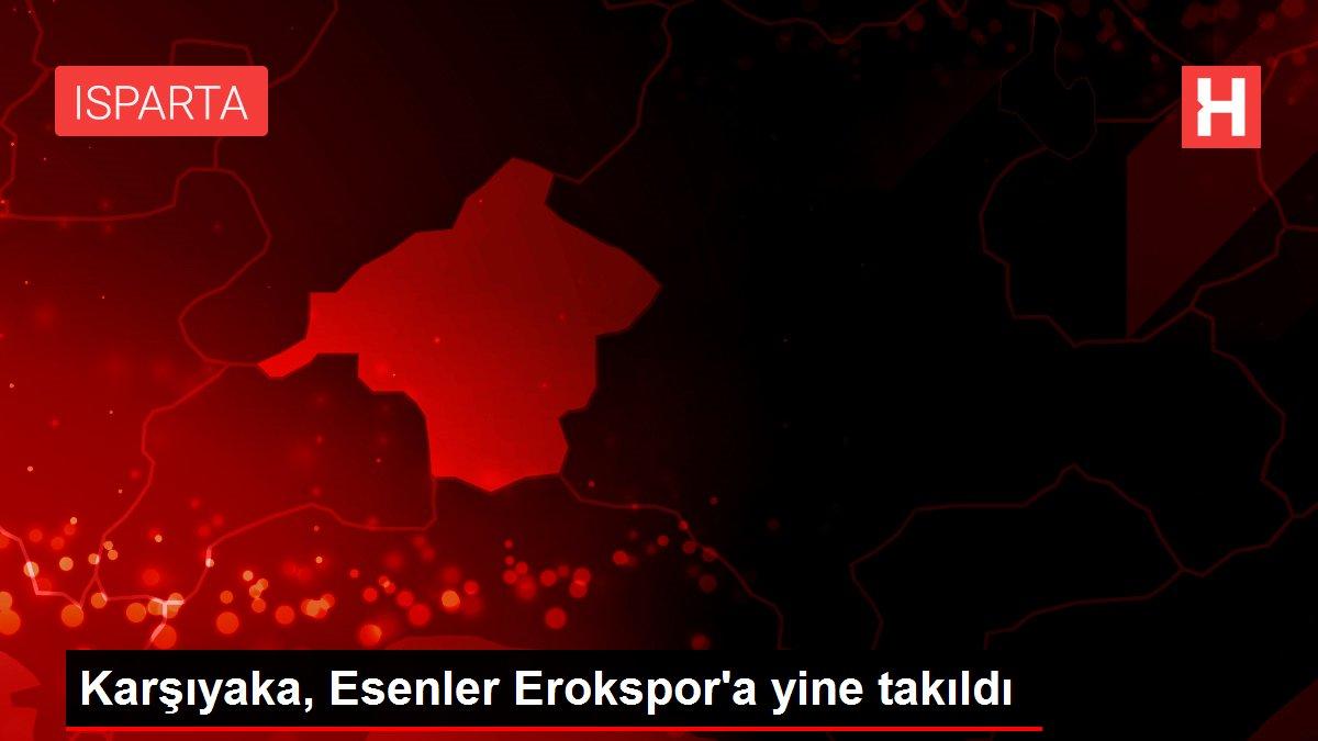 Karşıyaka, Esenler Erokspor'a yine takıldı