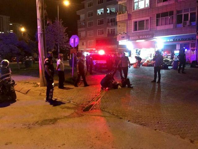 Son dakika haberleri... Kayseri'de silahlı kavga: 2 yaralı