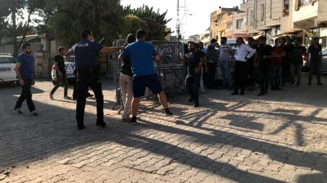 Kaza sonrası iki grup arasında çıkan sopalı kavgada 7 kişi yaralandı