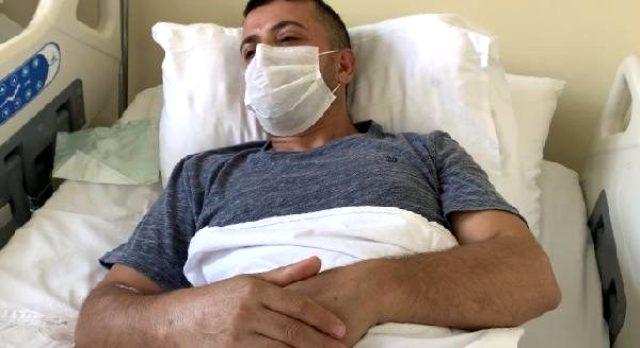 Maske uyarısı yaptığı kişi tarafından darbedilen sağlık çalışanı: Sol gözüm görmüyor