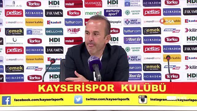 Mehmet Özdilek: 'Oyuna hükmettik'