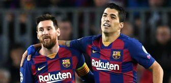 Josep Bartomeu: Messi, Suarez transferi sonrası Barcelona yönetimini eleştirdi: Artık beni şaşırtmıyor