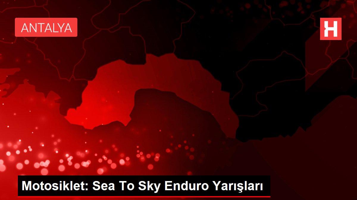 Motosiklet: Sea To Sky Enduro Yarışları
