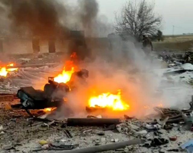 Resulayn'da bomba yüklü araçla saldırı: 7 ölü, 14 yaralı
