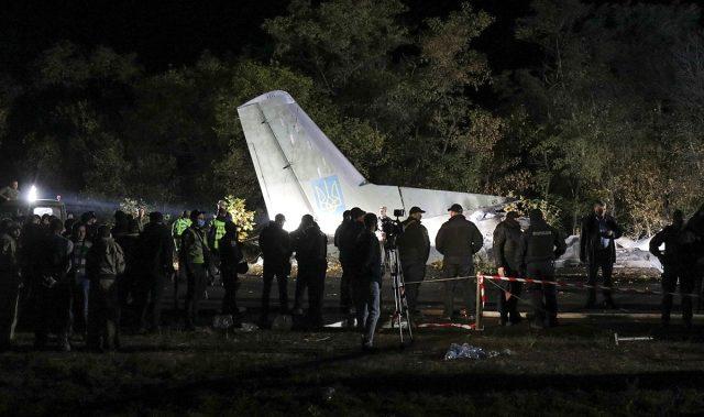 Son Dakika | Ukrayna'da düşen askeri uçağın karakutusuna ulaşıldı